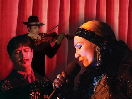 Argentinischer Abend in Büsum: Konzert mit Malena Grandoni und Ensemble