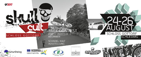 skull cult in Schleswig – Ein Wochenende für BMX-Fans