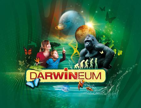 700 Gäste feiern heute den Startschuss für das DARWINEUM