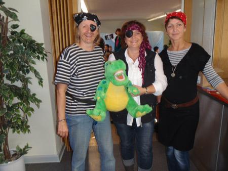 Schleswig – Aktionswoche der ZahnAG für Kindergärten