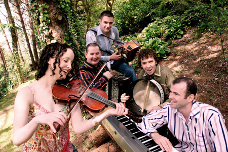 Irish Folk mit Beoga live in Kellinghusen