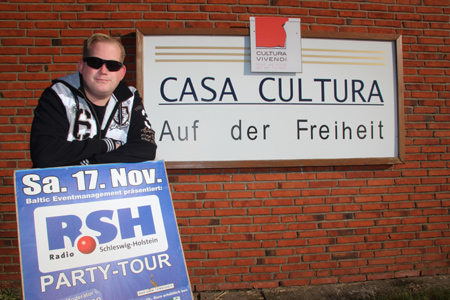 Große R.SH-Party-Night in Schleswig