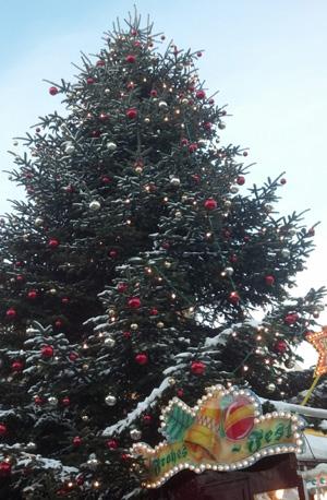 Weihnachts-Turmkonzert in Neumünster