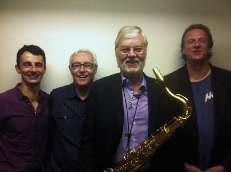 Jazzkonzert mit dem Jesper Thilo Quartet in Büdelsdorf