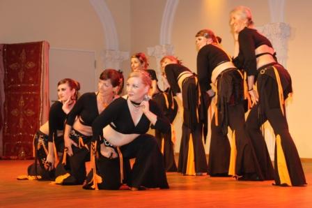Der Zaubergarten – Orientalischer Tanz im Kolosseum Lübeck