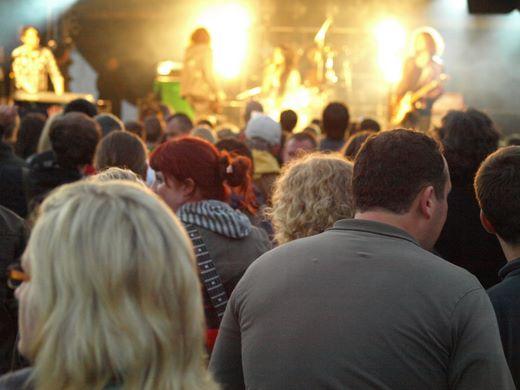 Heißes Festival-Fieber am Ostseestrand Weissenhäuser Strand 2013