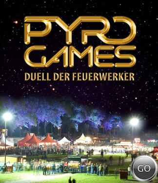 Vorverkauf für die Pyro Games 2013 hat begonnen