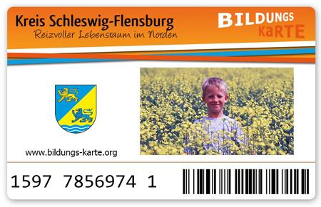 Kreis Schleswig-Flensburg führt Bildungskarte ein