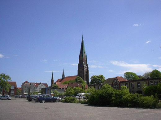 Die Schleswiger machen mit: Sauberes Schleswig-Holstein