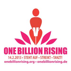 """Heute ist auch One Billion Rising – """"gegen Gewalt an Frauen"""" Protest-Tag"""