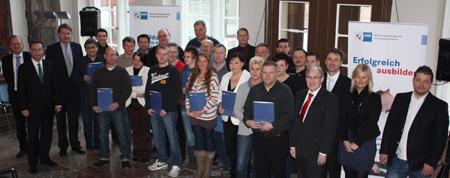 Vestas-Beschäftigte qualifizieren sich für berufliche Zukunft