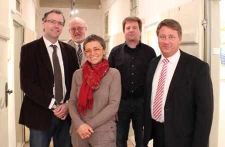 Schleswig – Hesterberg & Stadtfeld gGmbH ist neuer Partner  des Museums für Outsiderkunst