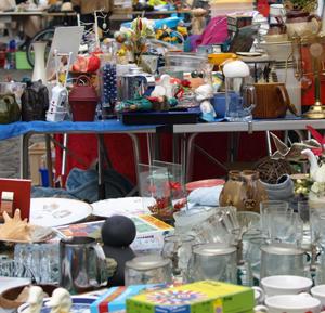 Schleswig – Flohmarkt in der Schule Nord