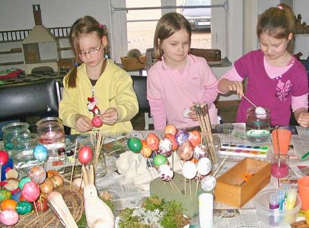 Volkskundemuseum in Schleswig bietet spannendes Ostertage-Programm
