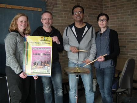 Jugendzentrum rockt – Musikveranstaltung in Schleswig
