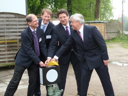 AKN Eidelstedt – Kaltenkirchen wird zweigleisig ausgebaut – Festakt am 8. Mai
