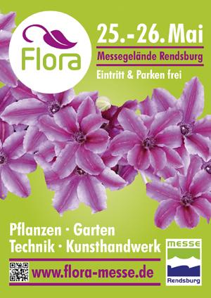 Die blühende Ausstellung – FLORA 2013 auf dem NORLA Gelände in Rendsburg