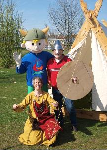 Juni für Kinder in Schleswig – Wikingerwelt mit Lasse