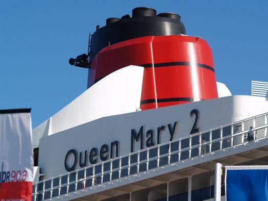 Traumschiffe im Nord-Ostsee-Kanal, Kiel, Sylt und sogar in Flensburg