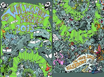 Wilwarin Festival b. Ellerdorf – bunt, verrückt und hochmusikalisch
