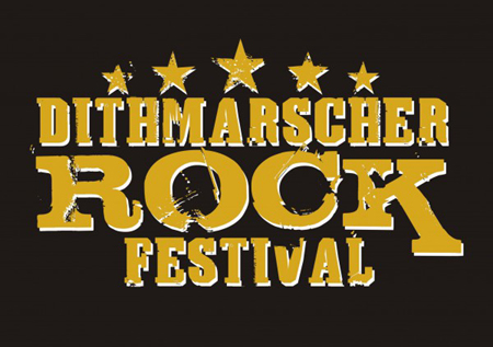 August 2013: Dithmarscher Rock Festival in Marne