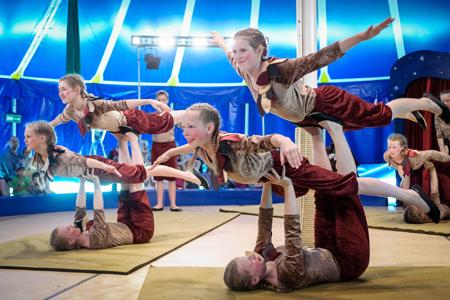 Circus Ubuntu in Lübeck – Ein Geschichten-Circus geht auf Reisen