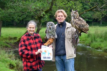 Greenpeace: Wildpark Eekholt ist einer der empfehlenswertesten Wildparks im deutschsprachigen Raum
