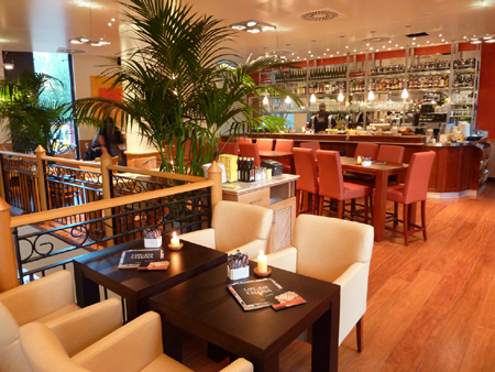 Anfang August eröffnet das Cafe & Bar Celona in Lübeck
