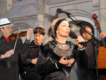 Malena Grandoni & Ensemble – argentinischer Abend in Büsum