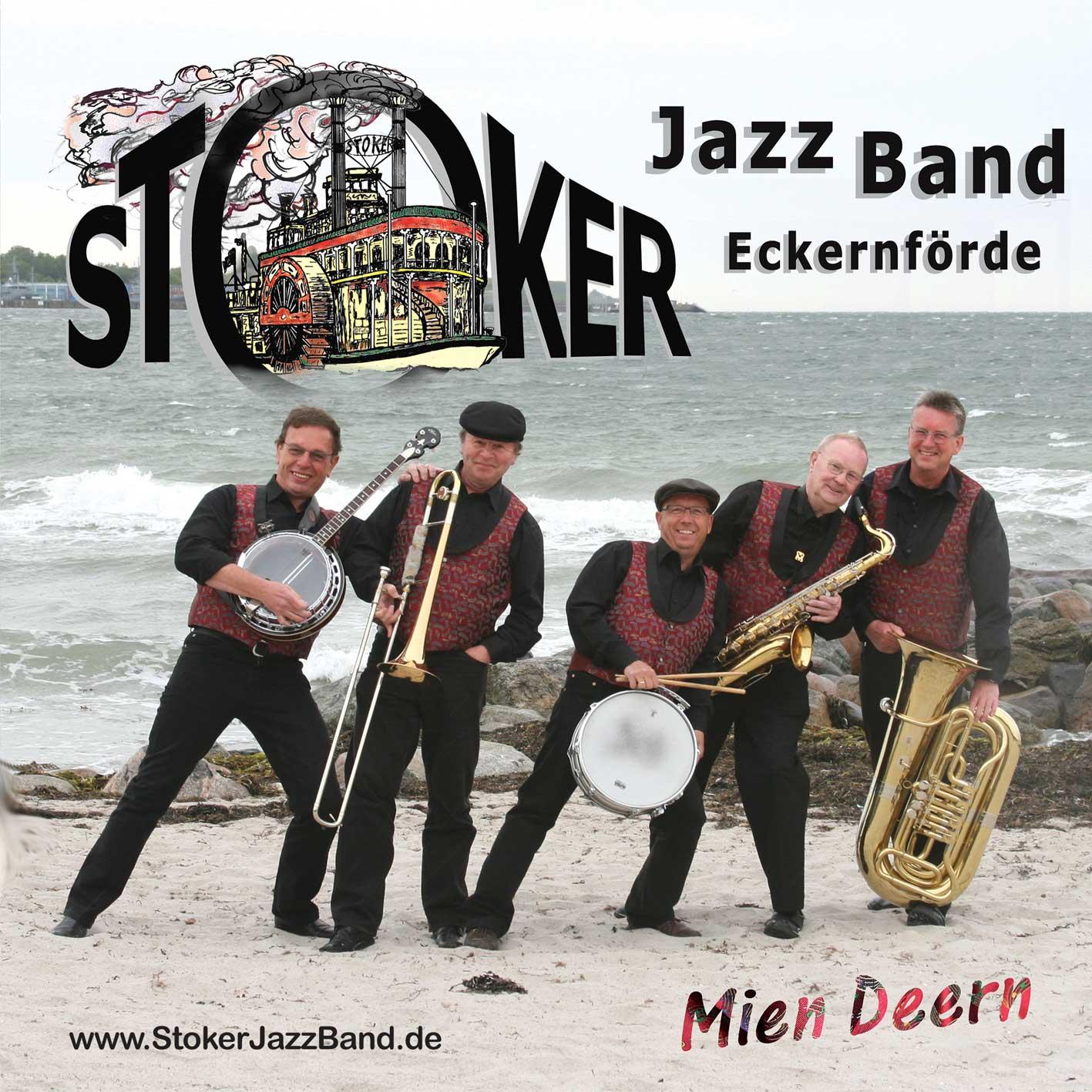 Kneipenjazz-Start mit der Stoker-Jazz-Band in Eckernförde