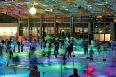 Frühzeitig beginnt die EIS-Zeit im Elbe Ice Stadion Brokdorf