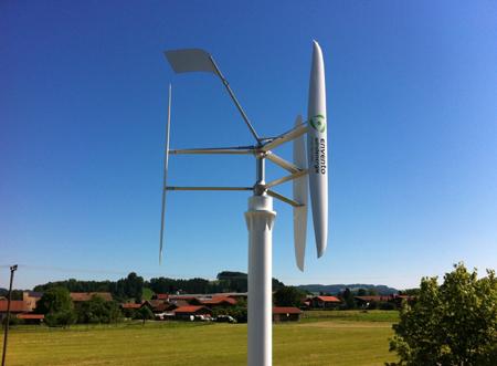 Envento Windenergie ist Aussteller auf der NORLA 2013 in Rendsburg