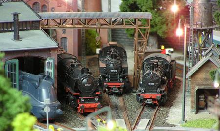 Erneut große Modellbahnbörse im Volkskunde Museum Schleswig