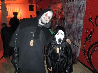 Halloween-Nacht im Jugendzentrum Schleswig