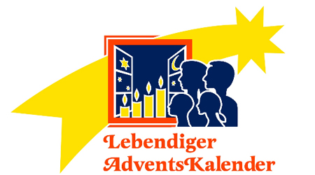 Der Lebendige Adventskalender in Kropp