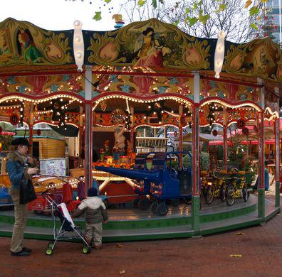 Weihnachtsmarkt Neumünster öffnet Montag seine Pforten