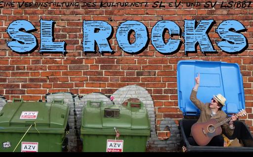 Schleswiger Rocktreff und Schleswig Rocks  – Regionale Newcomerbands gesucht