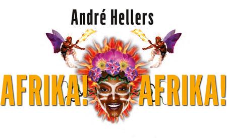 André Hellers Afrika-Show begeistert die Zuschauer in Lübeck