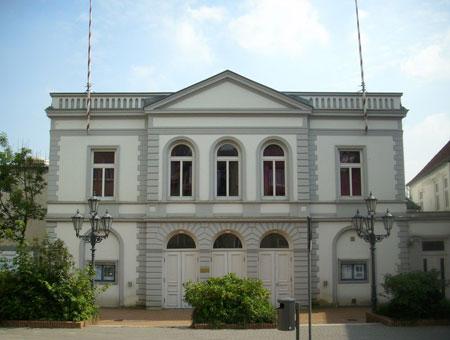 Nix als Theater mit dem Theater?! – Die Rede des Bürgermeisters aus Schleswig