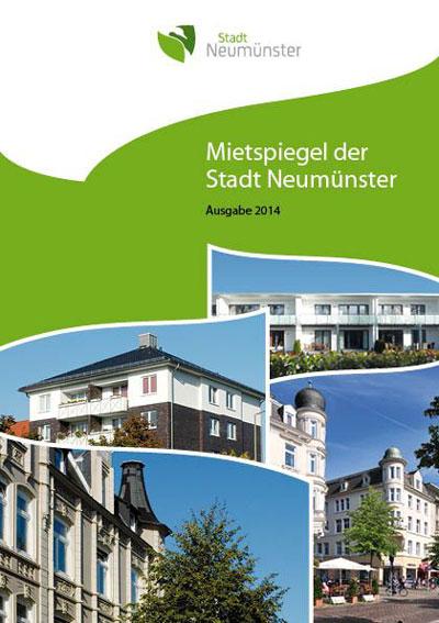 Neuer Mietspiegel für die Stadt Neumünster erschienen
