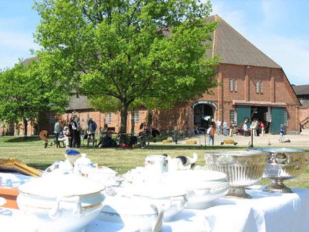 Gut Sierhagen bei Neustadt – Antik beginnt der Mai