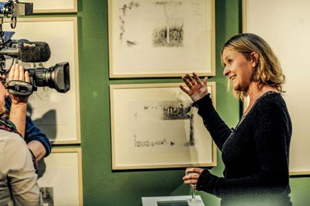 Lübeck feiert die Jugendbuch-Autorin Cornelia Funke