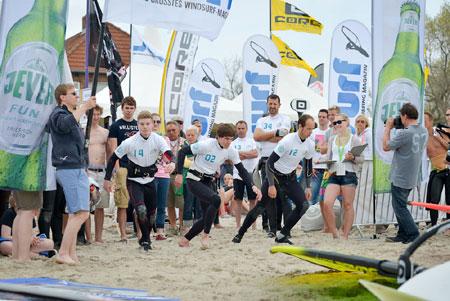 JEVER SURF-Festival Pelzerhaken: Actionreicher Start in die Wassersport-Saison 2014 an Himmelfahrt