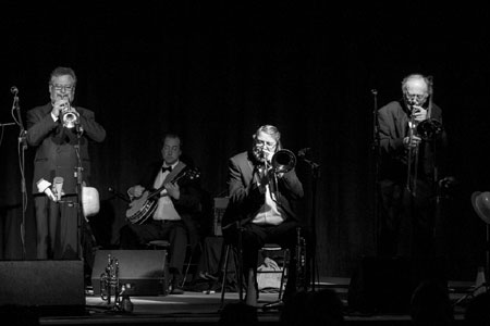 The Big Chris Barber Band  -Jazz Gala im Elbeforum Brunsbüttel
