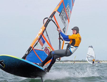 Saisonauftakt beim Windsurf Cup auf Fehmarn