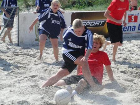 Flens BeachSoccer Cup 2014 in Schleswig – Holstein