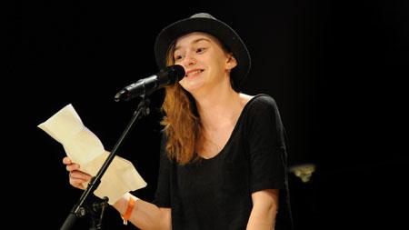 Lyrik & Textase U-20 Poetry Slam im Theater Neumünster