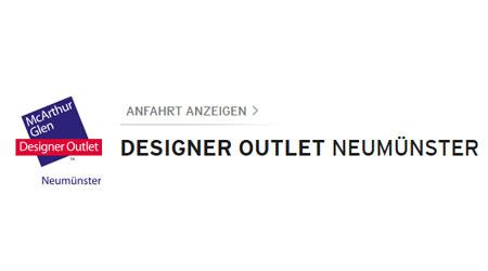 Mit DriveNow zum Shoppen ins Designer Outlet Neumünster