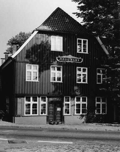 Eutin: Wenig Hoffnung für den Wiederaufbau des Voss-Haus