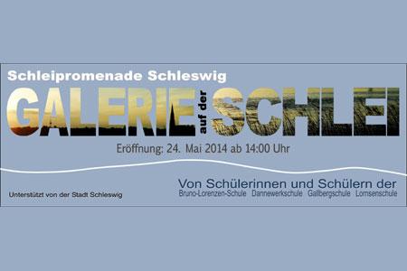 """Schleswig – Eröffnung der """"Galerie auf der Schlei"""""""